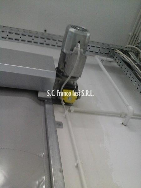 Motor automatizare cortina