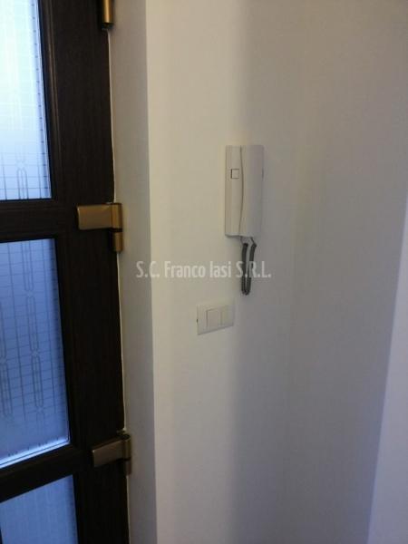 Post interior Comelit 3