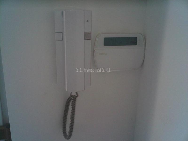 Post interior Comelit si DSC
